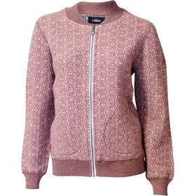 Ivanhoe of Sweden GY Ina Jaquard Jacket Women Chutney